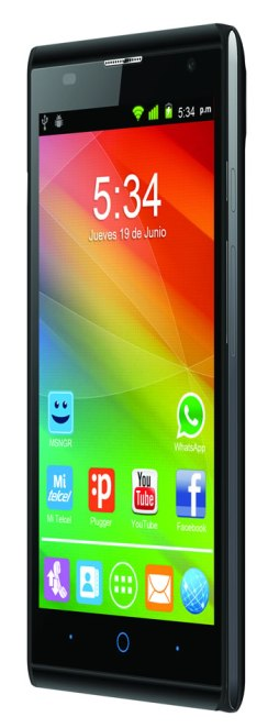 Blade G Lux, el nuevo smartphone de ZTE presentado en México - ZTE-BLADE-G-LUX