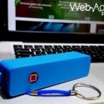 Baterías Portátiles Acteck XPLOTION, atractivas, divertidas y muy útiles - bateria-portatil-acteck-xplotion-en-computadora-e1416506501531
