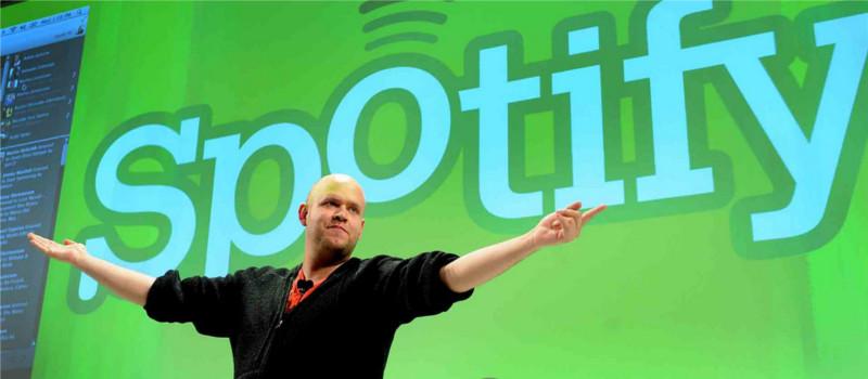 Fundador de Spotify defiende su modelo económico ante las críticas - daniel-ek-spotify