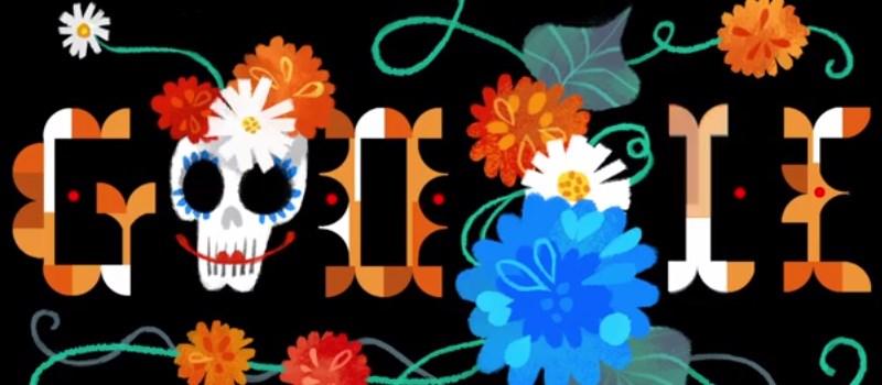 Google presenta doodle animado por el día de muertos - doodle-del-dia-de-muertos