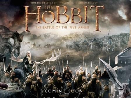 """Mira el tráiler final de """"El Hobbit: La Batalla de los Cinco Ejércitos"""""""
