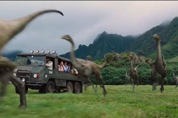 Nuevo Teaser Trailer de la película Jurassic World [Video] - jurassic-world