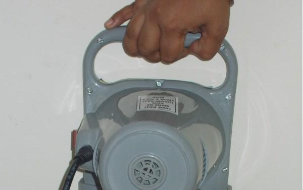 Inventan mini lavadora portátil llamada Venus - lavadora-venus-2