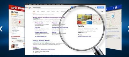 1&1 lanza herramienta para localizar empresas en Internet