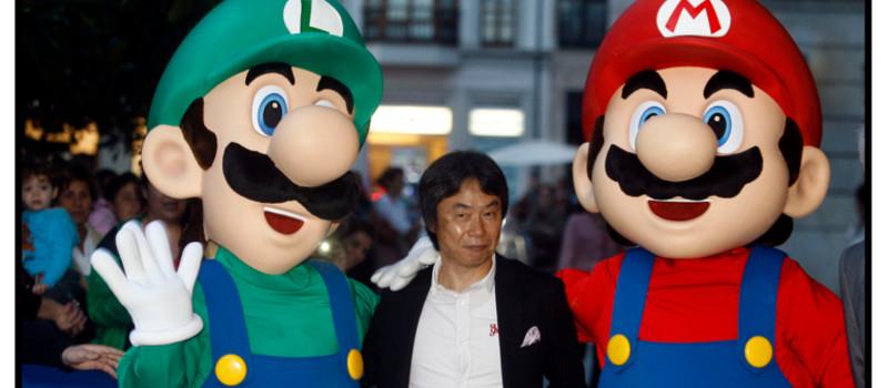 """Miyamoto: """"los smartphones te hacen perder el contacto con la gente"""" - miyamoto"""