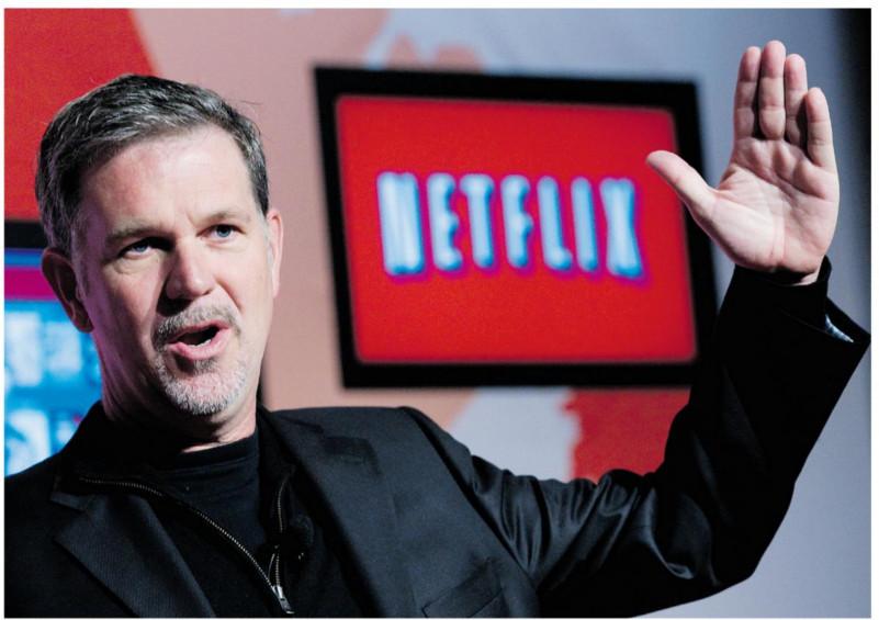La piratería, el principal competidor de Netflix - netflix