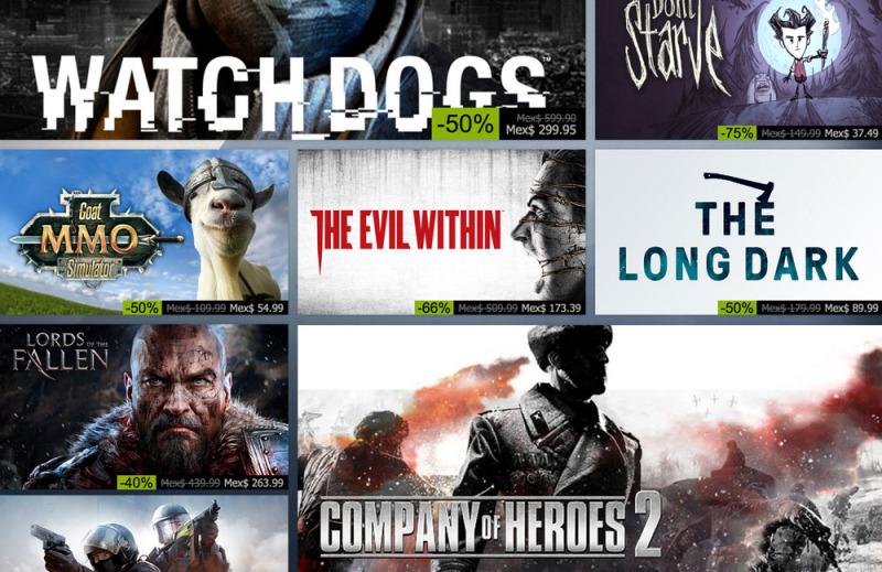 ¡No te pierdas las rebajas de la Exploración en Steam! Más de 1,800 juegos con hasta 85% de descuento! - rebajas-steam-800x519