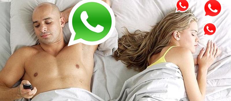 WhatsApp causa el 40% de los divorcios en Italia - whatsapp-parejas