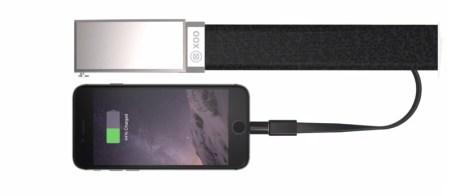 Xoo Belt, el cinturón con el que podrás cargar tu celular