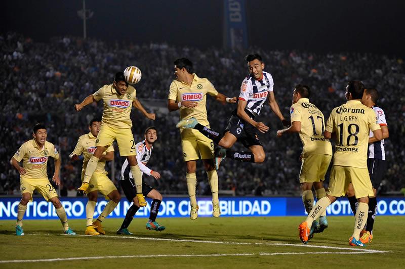 América vs Monterrey, vuelta de la semifinal del Apertura 2014 - America-vs-Monterrey-en-vivo-Semifinal-Apertura-2014