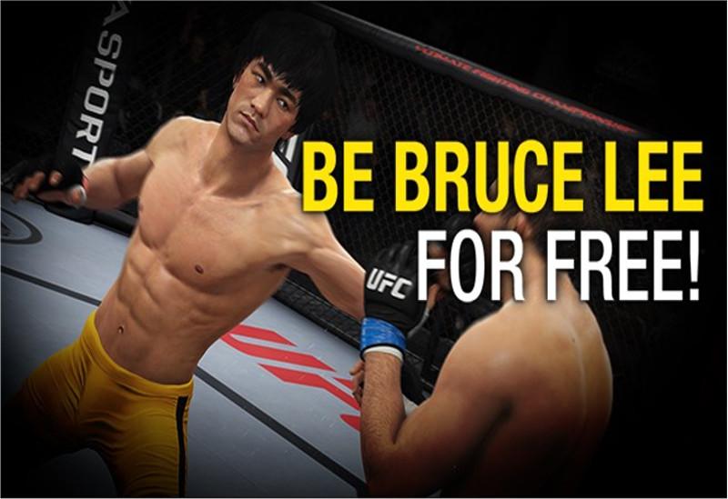 Bruce Lee disponible en EA Sports UFC por tiempo limitado - Bruce-Lee-UFC
