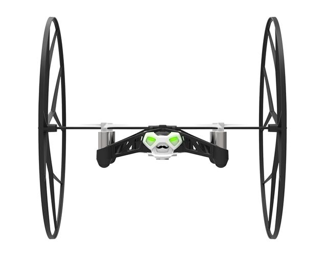 Ideas de regalos geek para sorprender esta navidad - Drones-Parrot-Rolling-Spider