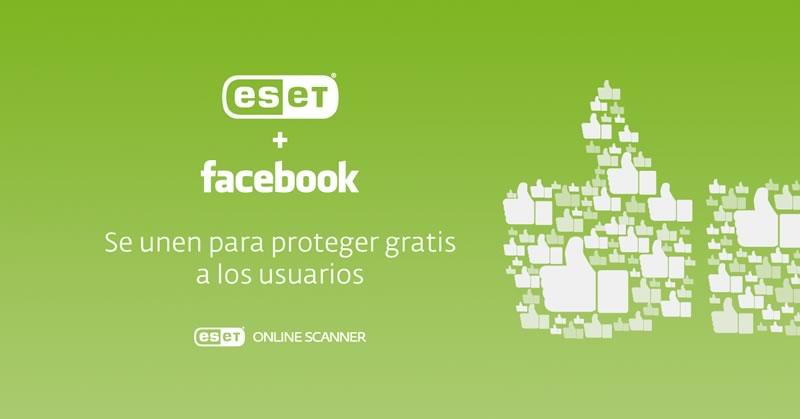 Facebook y ESET se unen para proteger a sus usuarios de Malware - ESET-Facebook-Malware