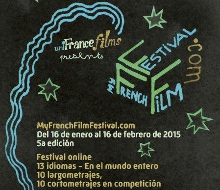 El Festival de Cine Francés por internet MyFrenchFilmFestival.com presenta su catálogo