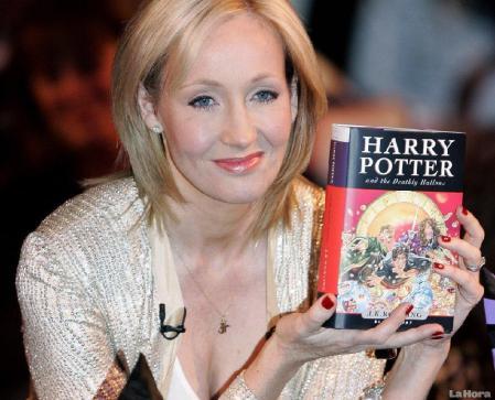 J.K. Rowling revela que se arrepiente de la muerte de un personaje de Harry Potter