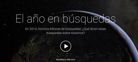 Lo más buscado en Google durante 2014 en México y el mundo