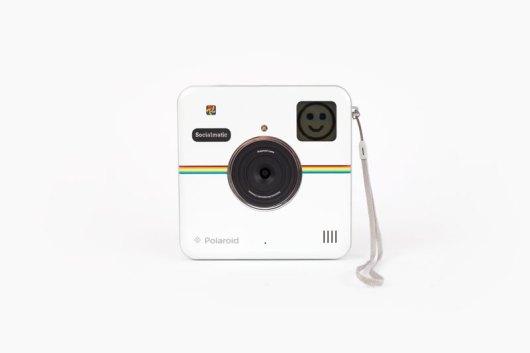 Socialmatic, la nueva cámara de fotos instantáneas de Polaroid llega en Enero y ya puedes preordenarla  - Polaroid-Socialmatic-Mexico