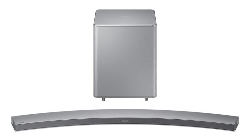 Samsung lanza en México su soundbar para TV curva - Samsung-Soundbar-HW-H7501