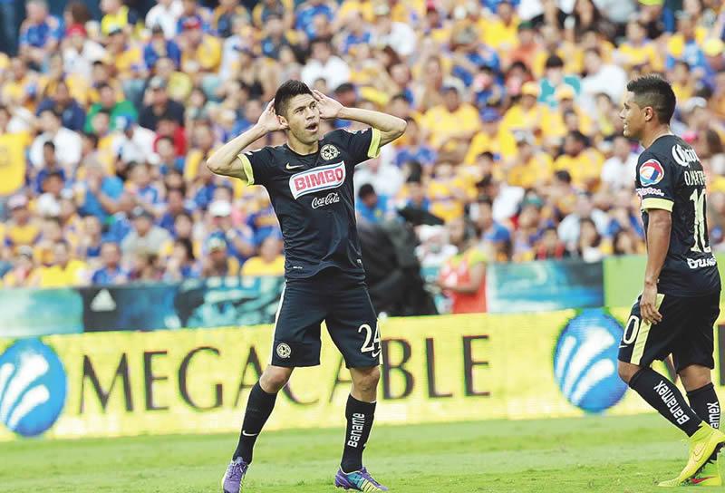 El campeón del Apertura 2014 según FIFA 15 es... - Simulacion-Final-America-vs-Tigres-Apertura-2014