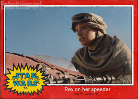 Se revelan nombres de los personajes de Star Wars: The Force Awakens - Star-Wars-Rey-450x322
