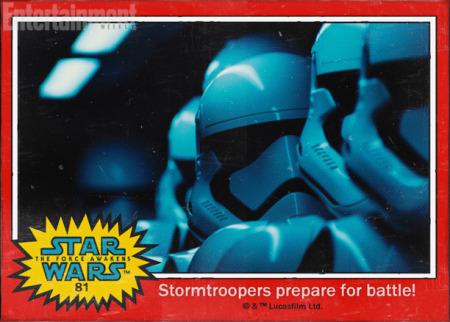Se revelan nombres de los personajes de Star Wars: The Force Awakens - Star-Wars-Stormtroopers-450x322
