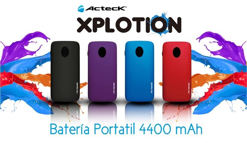 Ideas de regalos geek para sorprender esta navidad - bateria-portatil-4400