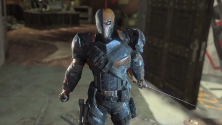 ¿Quién es el Arkham Knight? Nuevas teorías [Video] - deathstroke-450x253