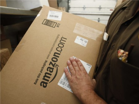 Fallo en tienda Amazon de Reino Unido ocasionó ventas a un centavo