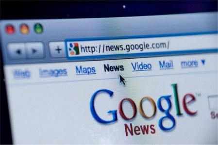 """Google eliminará """"Google Noticias"""" en España por nueva ley"""