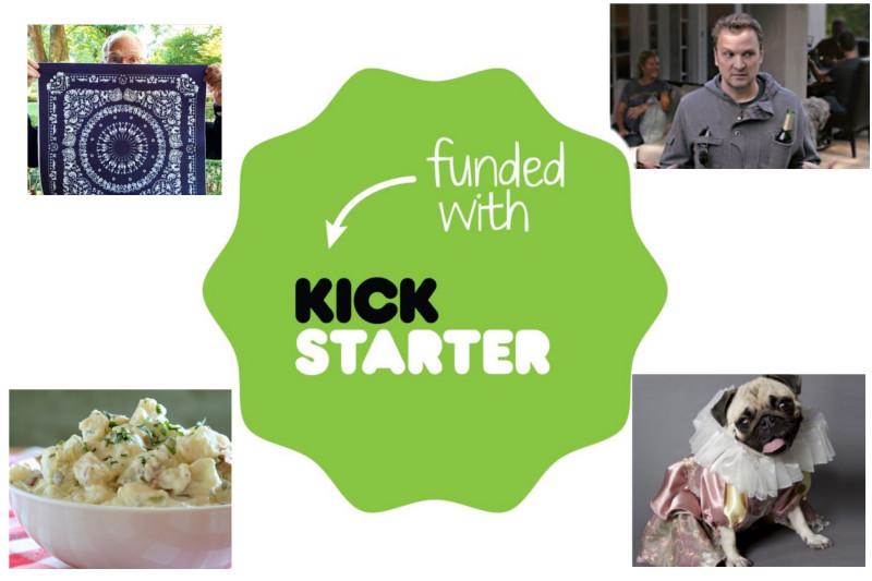 5 extraños proyectos de Kickstarter que fueron financiados en 2014 - kickstarter