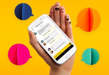 """Msngr, la app para chatear sin consumir saldo Telcel lanza sus """"canales"""""""