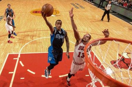 Mavericks de Dallas vs Bulls de Chicago, Temporada Regular NBA 2014-2015