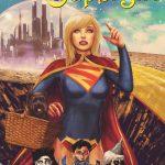 DC Comics adaptará portadas de cine a sus ediciones de marzo, ¡Conócelas! - portda-alternativa-de-supergirl-dc-comics