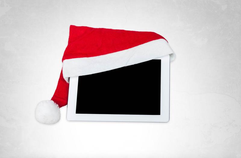 Smartphones y tablets, lo más buscado en navidad por internet - smartphones-tablets-navidad