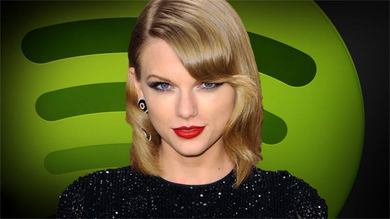 CEO de Spotify afirmó que el retiro de la música de Taylor Swift les benefició - taylor-swift-spotify