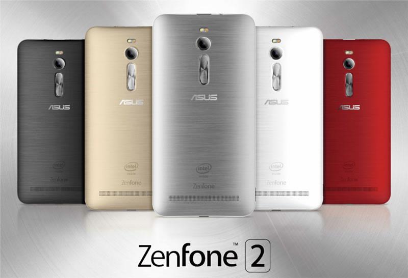 ZenFone Zoom, ZenFone2 y demás innovaciones de ASUS en CES 2015 - ASUS-ZenFone2
