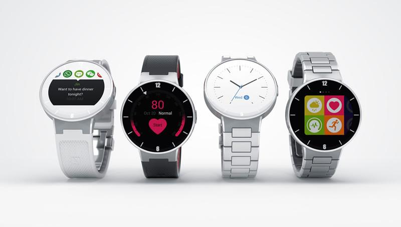 Alcatel OneTouch presentará su SmartWatch en CES 2015 - Alcatel-Onetouch-Watch-800x453