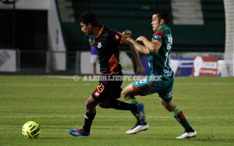 Alebrijes vs Jaguares, Copa MX Clausura 2015 Llave 1 - Alebrijes-vs-Jaguares-en-vivo-Copa-MX