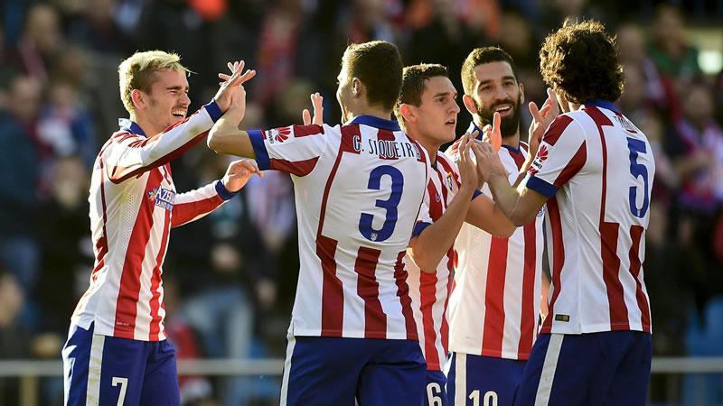 Atlético de Madrid vs Granada, Jornada 19 de La Liga de España - Atletico-de-Madrid-vs-Granada-en-vivo-Liga-BBVA