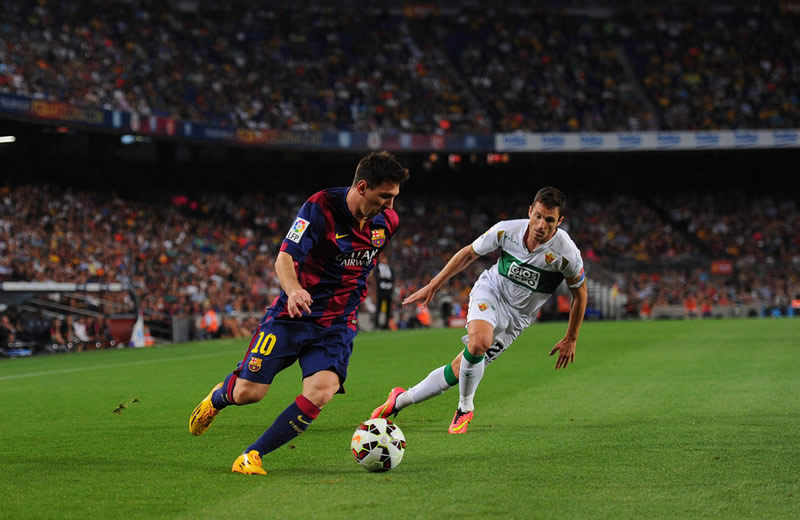 Barcelona vs Elche en la copa del Rey - Barcelona-vs-Elche-en-vivo-Copa-del-Rey-2015