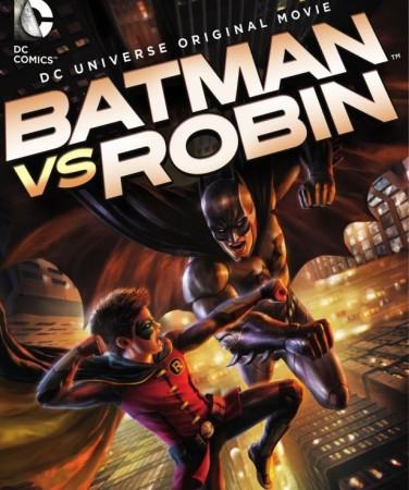 Batman vs. Robin: Tráiler de la nueva película de DC - Batman-vs.-Robin-376x450