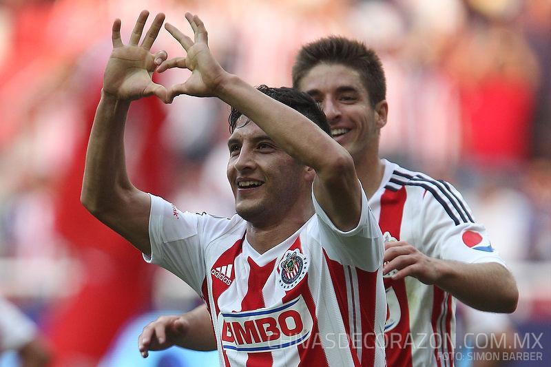 Chivas vs Dorados, Ida de la Llave 1 de la Copa MX Clausura 2015 - Chivas-vs-Dorados-en-vivo-Copa-MX-Clausura-2015