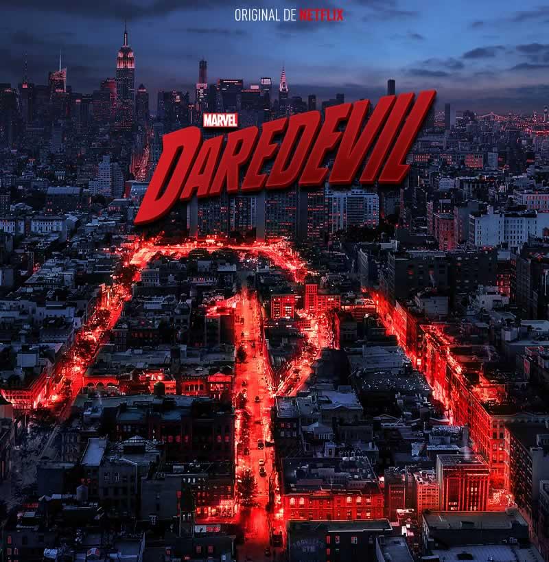 Daredevil de Marvel se estrenará en Abril en Netflix - Daredevil-Marvel-Netflix