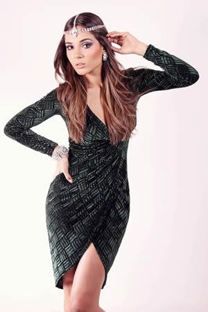 Miss Universo 2015 este domingo 25 ¡No te lo pierdas! - Josselyn-Miss-Mexico