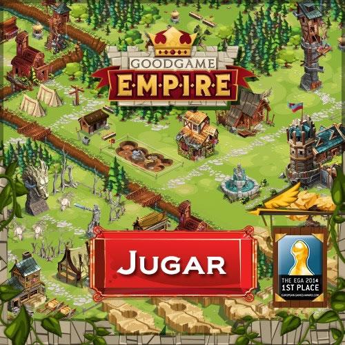 Goodgame Empire: Un éxito en los juegos de estrategia online - Jugar-Goodgame-Empire