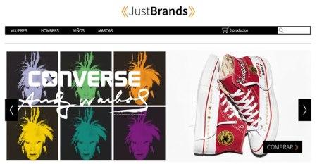 Lanzan JustBrands, una tienda en línea de zapatos con envío gratis a todo México
