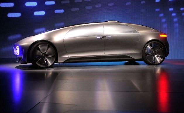 Lo mejor que fue presentado en el CES 2015 [Resumen] - Mercedes-Benz1