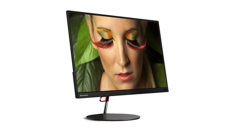 Lenovo presenta la nueva ThinkPad X1 Carbon en CES 2015 - Monitor-THINKVISION-X24-800x450