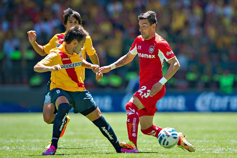 Morelia vs Toluca, Jornada 1 del Clausura 2015 - Morelia-vs-Toluca-en-vivo-Liga-MX-Clausura-2015