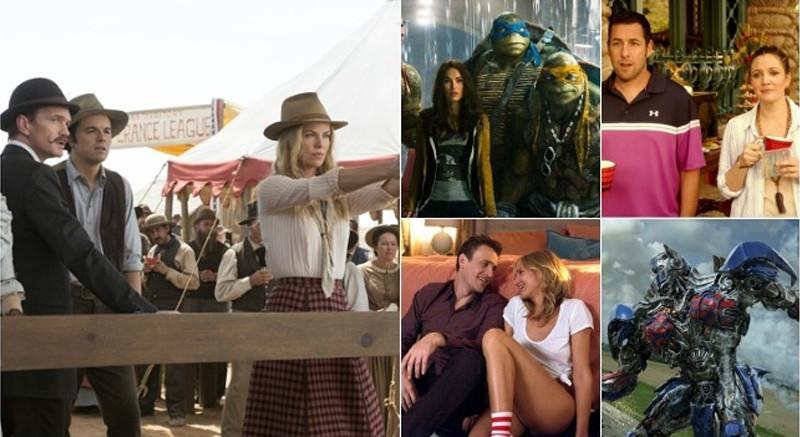 """Premios Razzie 2015: Transformers encabeza las nominaciones a """"lo peor del cine"""" - Nominaciones-a-los-Premios-Razzie-2015-800x437"""